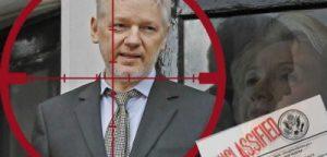 Témoin oculaire de l'agonie de Julian Assange