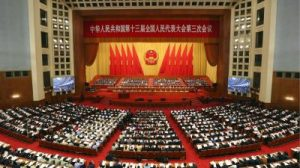 Chine: un pays, deux sessions, trois menaces