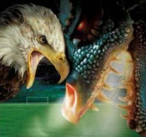 L'Aigle et le Dragon