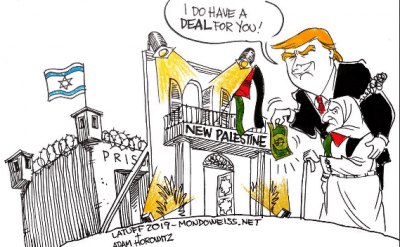 À ceux qui ont clamé que l'«annexion de la Cisjordanie» résoudrait tout!