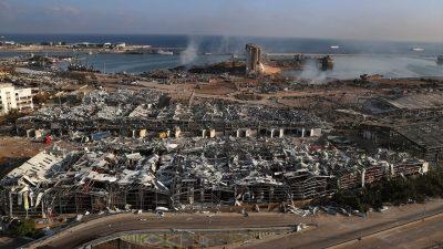 Explosion au port de Beyrouth: un crime contre les travailleurs libanais