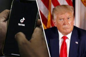 Trump cible le réseau social TikTok et intensifie la guerre commerciale entre les États-Unis et la Chine