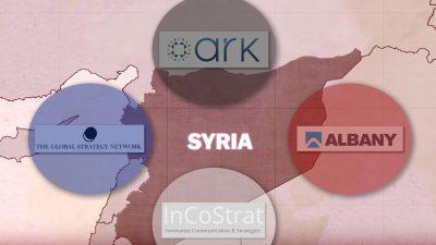 Syrie: des documents révèlent le rôle du gouvernement britannique dans la propagande