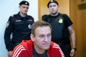 Relation Russie-Allemagne, Nord Stream 2 et l'empoisonnement d'Alexei Navalny