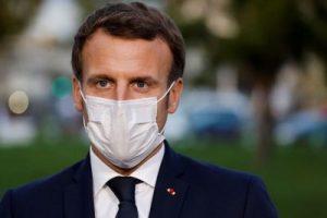 Le président français annonce le nouveau cap dans la lutte contre le coronavirus