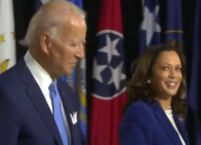 VIDÉO : Les points de vue de Joe Biden et Kamala Harris sur Israël, la Palestine…