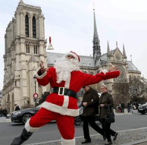 Les Français pas autorisés à passer Noël comme avant