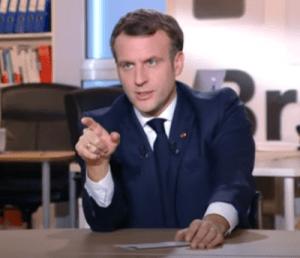 Que penser de la menace voilée de Macron sur Brut?