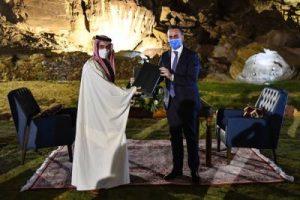 """""""Dialogue stratégique"""" entre Italie et Arabie Saoudite"""