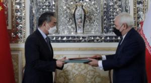 Iran-Chine. Naissance d'un nouveau paradigme géopolitique