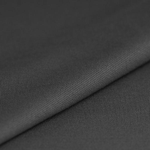 tissu sport polyester anti odeur thermo gris