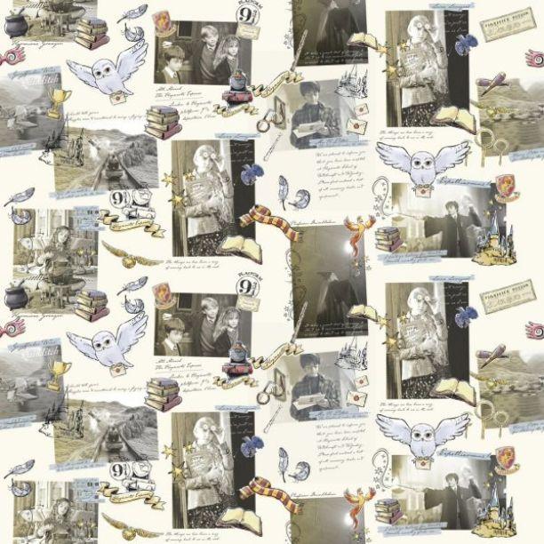 Tissu Harry potter Mondial tissu