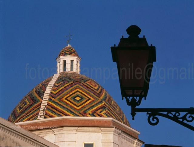 AGH 054 Alghero Cupola della Chiesa San Michele