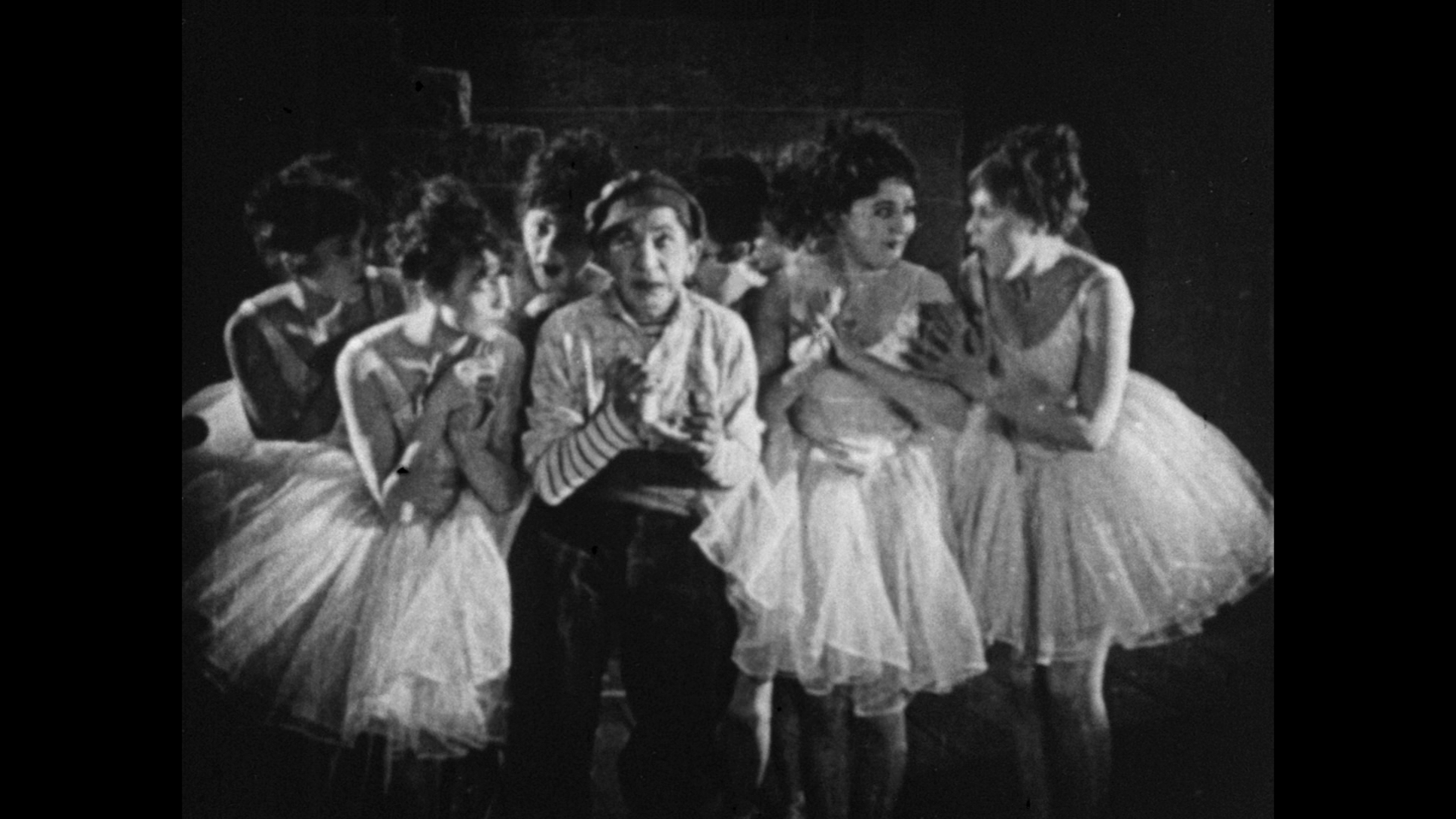 Image result for Phantom of the Opera 1925 ballerinas
