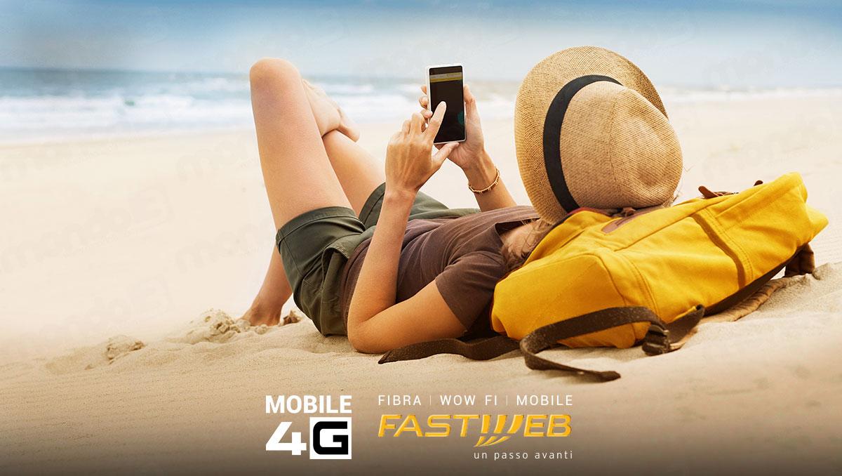 L'App MyFastweb si arricchisce di nuove funzionalità: accesso con Face ID e Touch ID