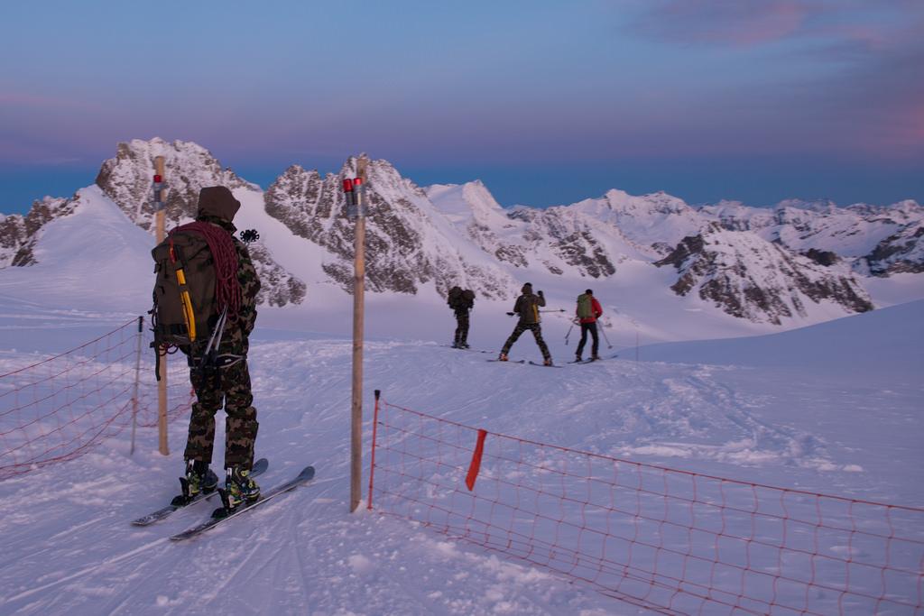 Swisscom porta la Patrouille des Glaciers 2018 in diretta nel soggiorno