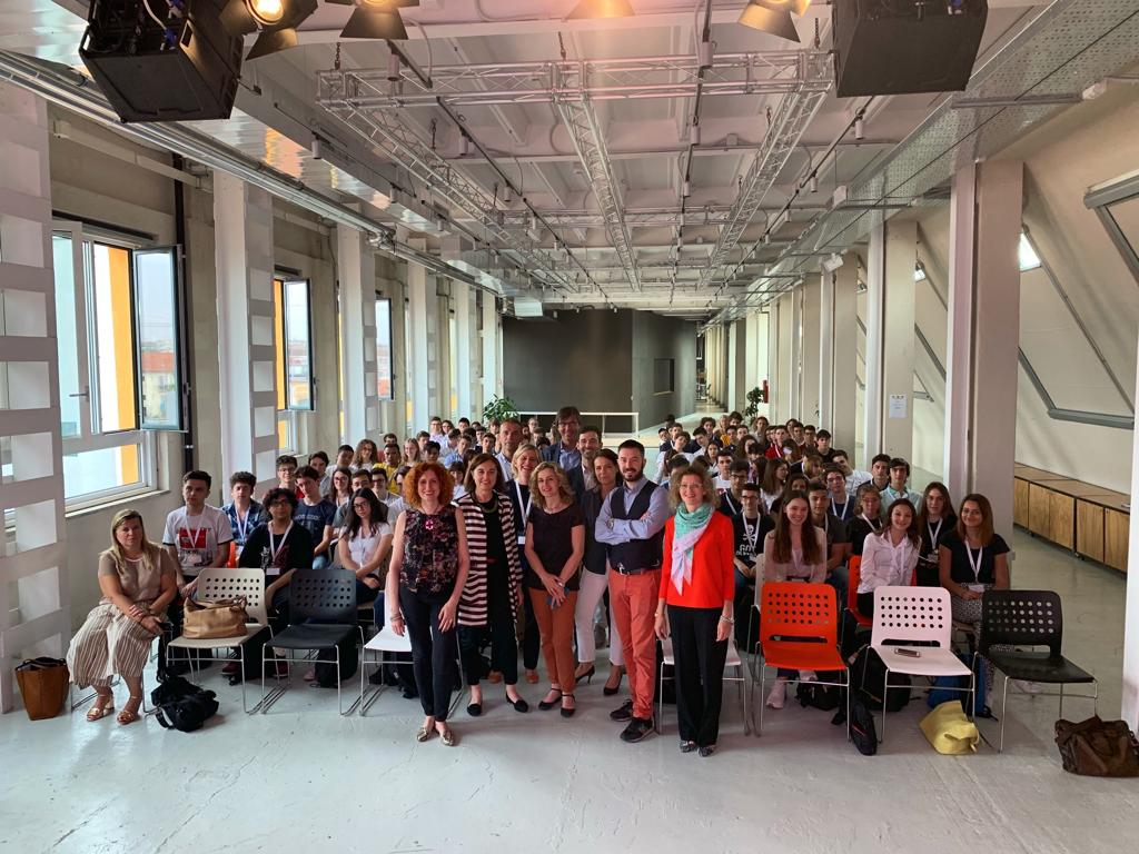 "Alternanza digitale con Fastweb Digital Academy: vince ""Next Gen"", con il progetto ""Sanofi Digital System"""