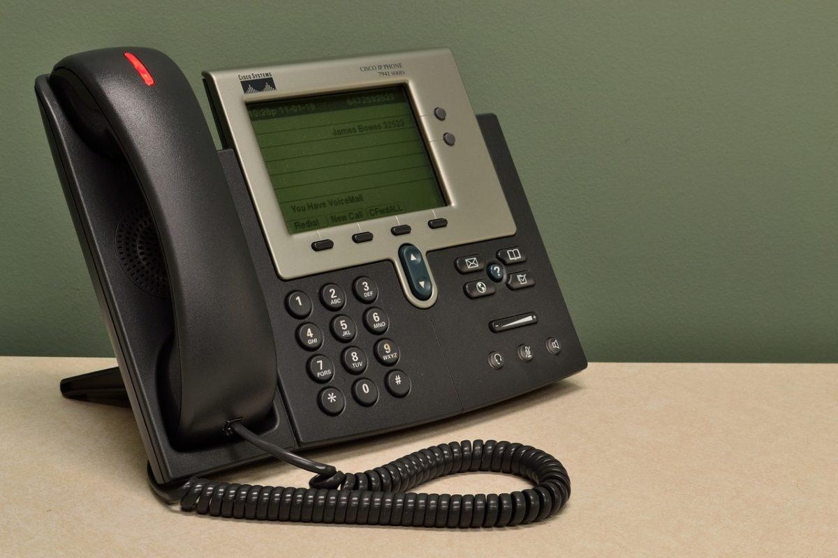 Le minacce informatiche colpiscono le reti VoIP