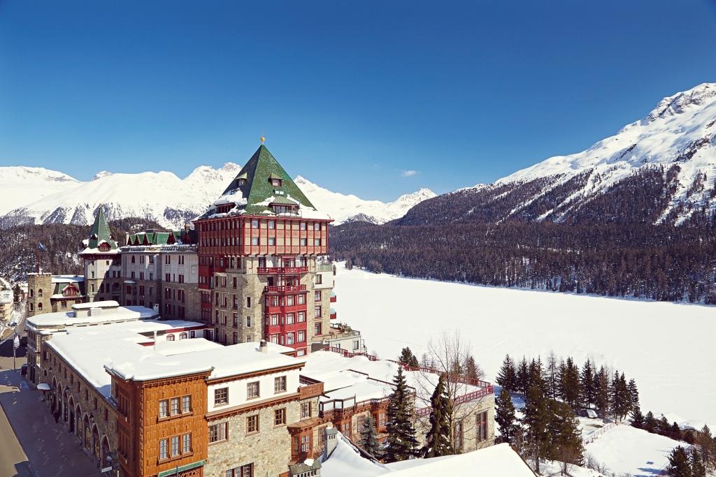 5G, il Badrutt's Palace Hotel primo hotel di lusso connesso in Europa