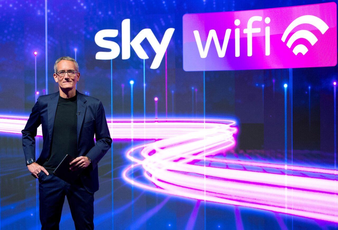 L'offerta internet di Sky arriva sulla rete FTTC di Fastweb