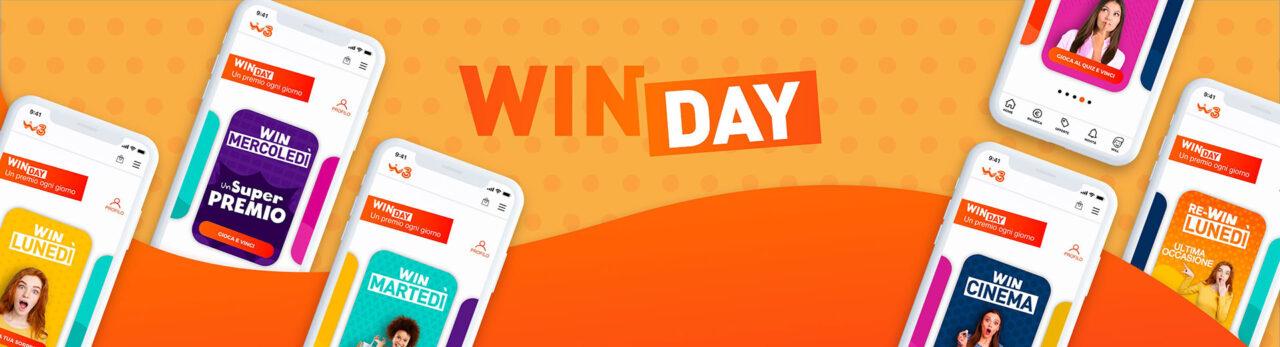 Giga Quiz, il gioco di WinDay per moltiplicare i GB fino a 1000