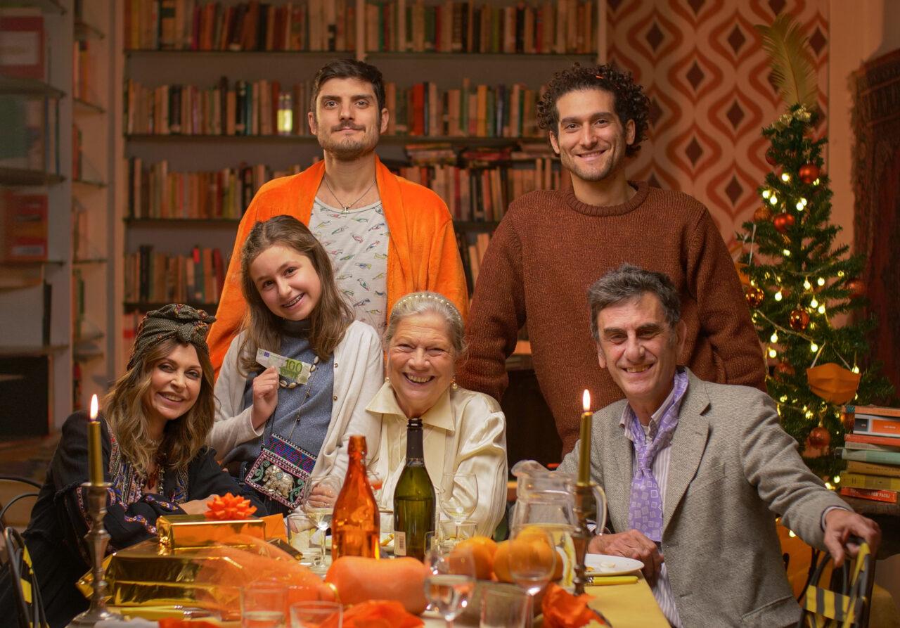 WINDTRE, il Natale con il gruppo comico romano 'Le Coliche'