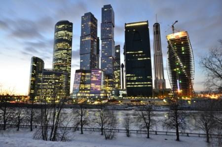 Moscú, centro