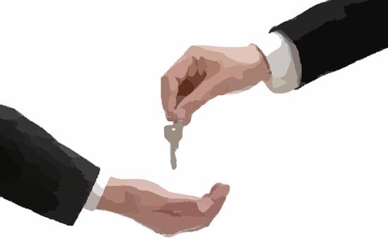Traspaso de llaves