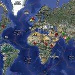 La mappa digitale dei disastri naturali mondiali