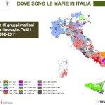 Le mafie investono in Liguria, Piemonte, Basilicata, Lazio e Lombardia