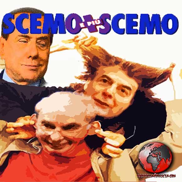 Berlusconi-Amato-Bersani