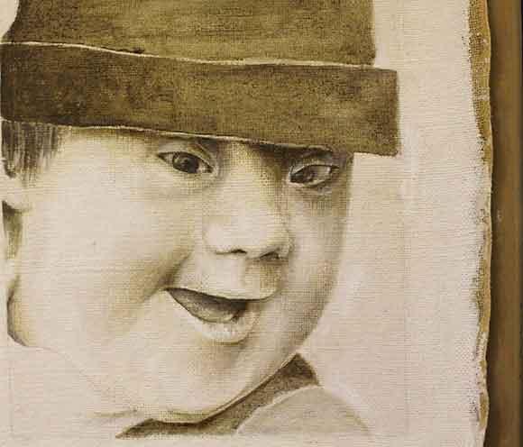Il sorriso di un bambino