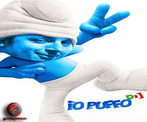 Renzi-puffo-pd