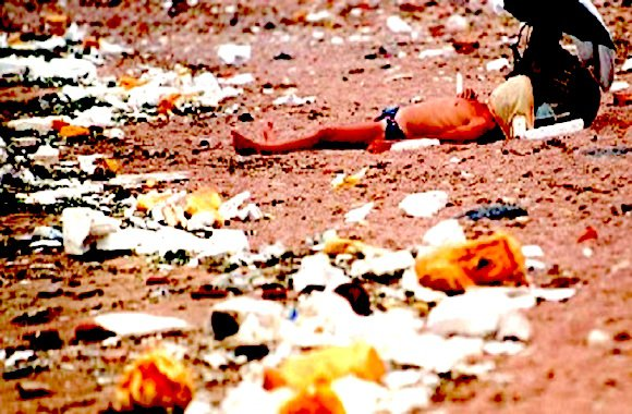 rifiuti spiagge