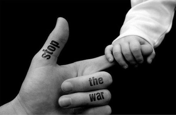 no guerra