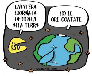 Giornata della terra-#EarthDay