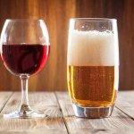 """La leggenda del vino o della birra """"che fanno bene alla salute"""""""