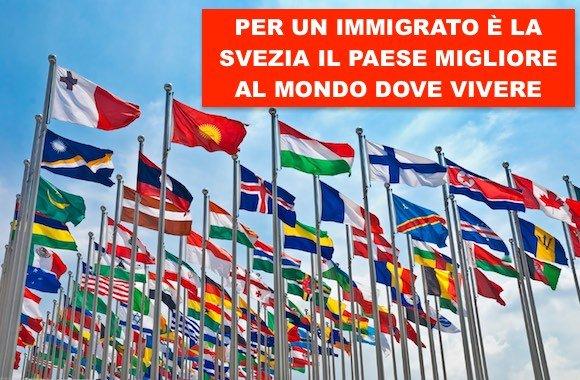 immigrazione paesi dove vivere