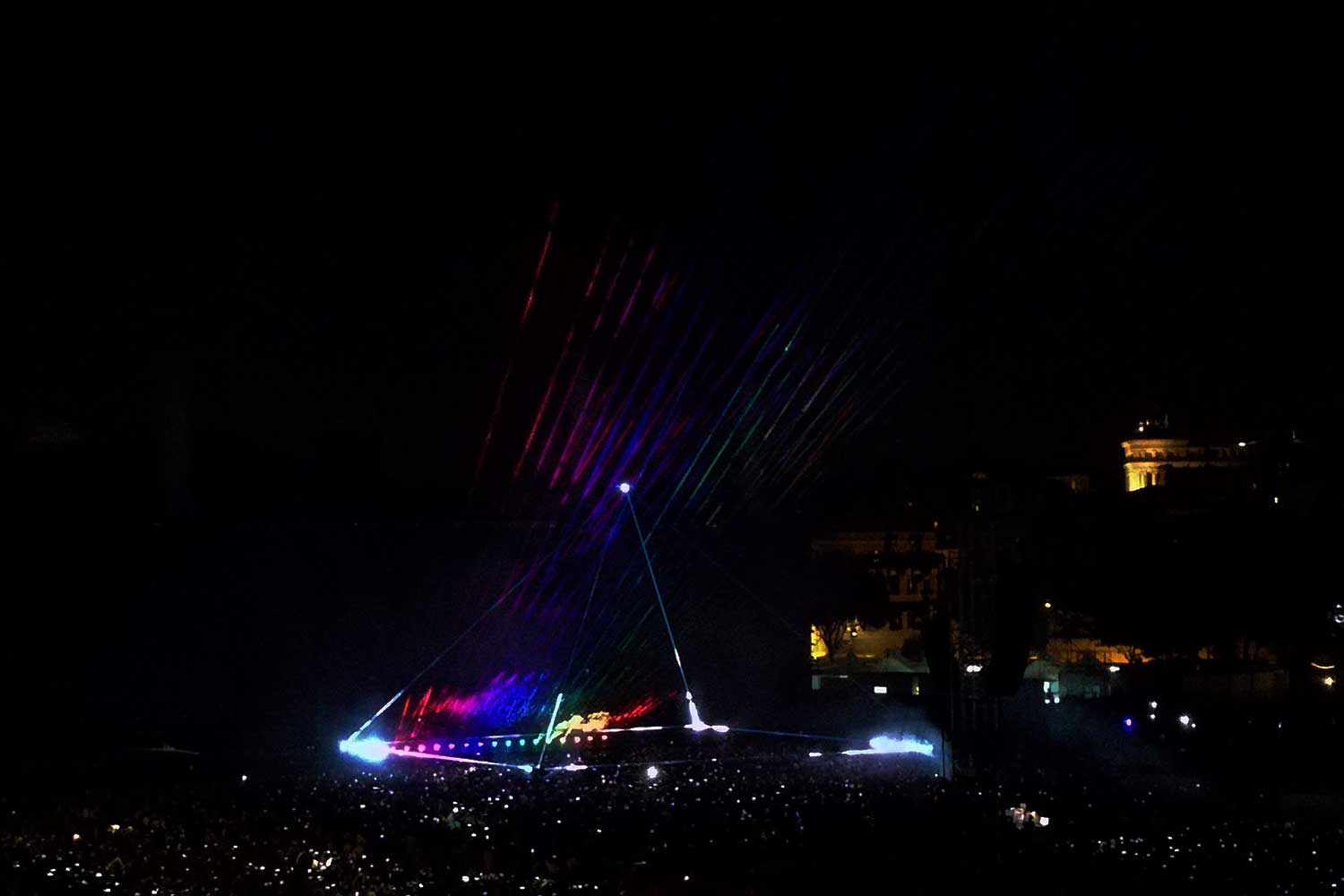 roger waters roma 2018