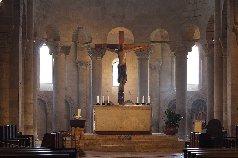 Sant'Antimo abbazia a montalcino