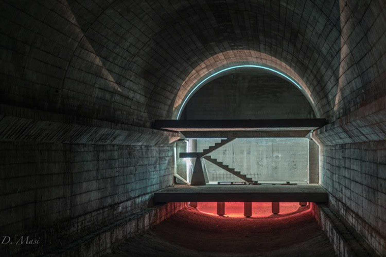visita guidata bunker soratte
