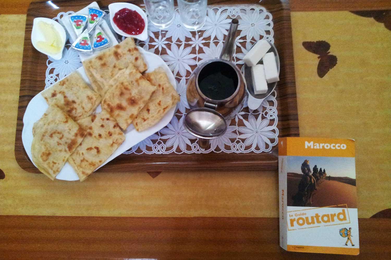 colazione a rabat marocco