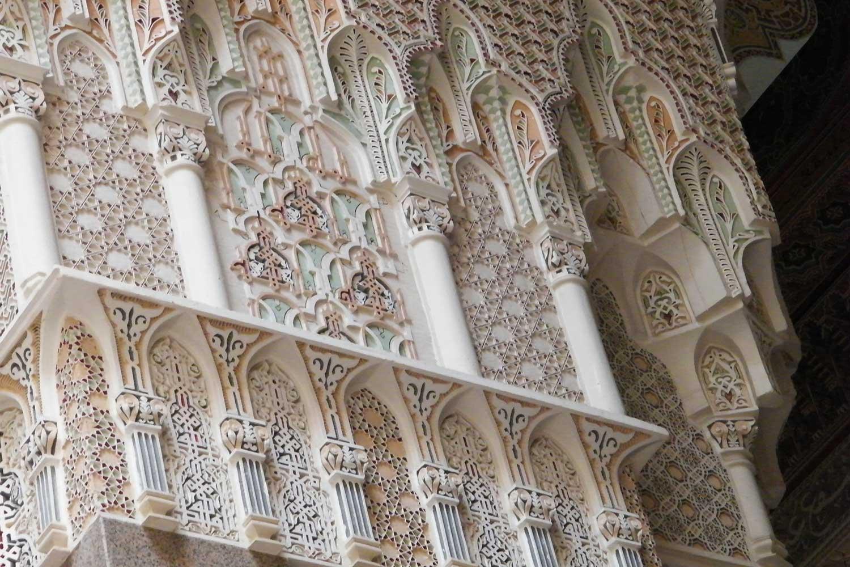 interni della moschea