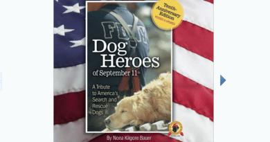 Cani Eroi dell'11 settembre