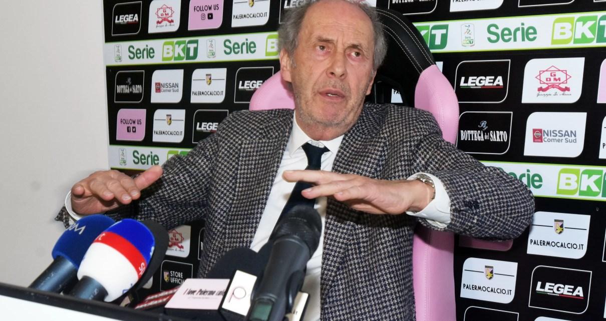 Palermo, il Direttore Sportivo Foschi