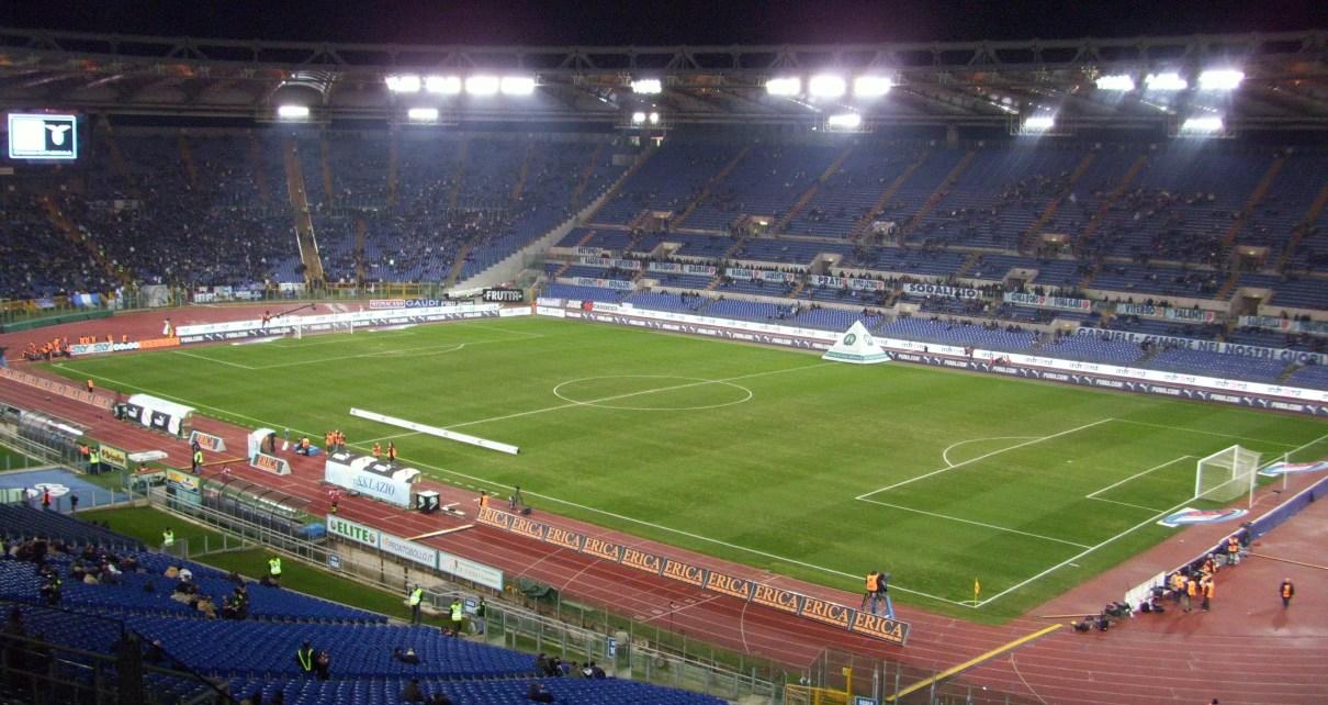 Stadio Olimpico, Atalanta-Lazio finale Coppa Italia