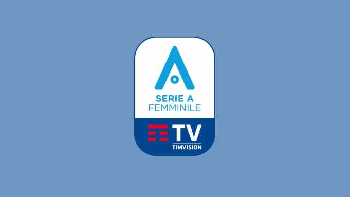 Logo Serie A Femminile