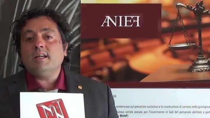 """Anief sui docenti precari non abilitati: """"servono nuove strade da percorrere"""""""