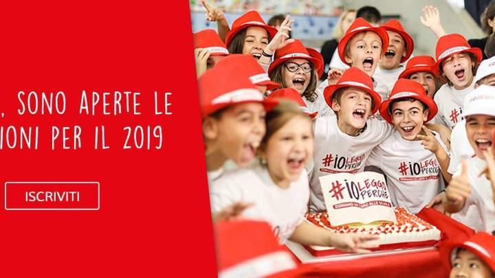 Al via oggi la nuova edizione della grande iniziativa sociale, promossa da AIE. Oltre 650mila libri nuovi nelle biblioteche scolastiche di tutta Italia