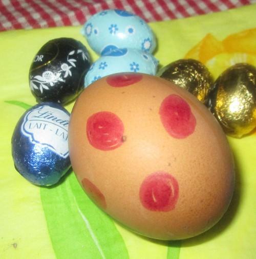 Come decorare le uova di Pasqua